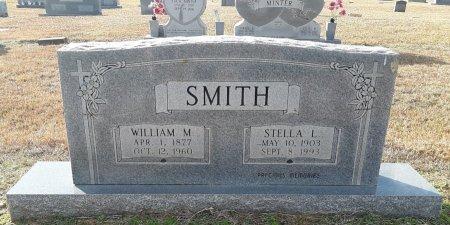 SMITH, WILLIAM M  - Bowie County, Texas | WILLIAM M  SMITH - Texas Gravestone Photos