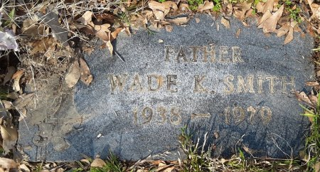 SMITH, WADE K - Bowie County, Texas | WADE K SMITH - Texas Gravestone Photos