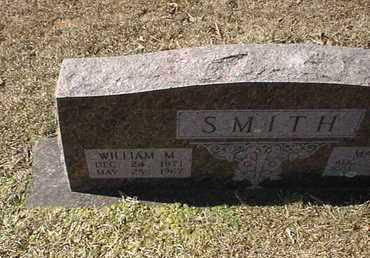 SMITH, WILLIAM M - Bowie County, Texas   WILLIAM M SMITH - Texas Gravestone Photos