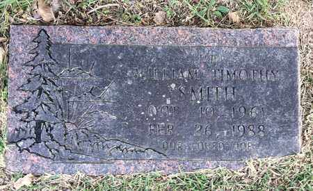 SMITH, WILLIAM TIMOTHY - Bowie County, Texas | WILLIAM TIMOTHY SMITH - Texas Gravestone Photos