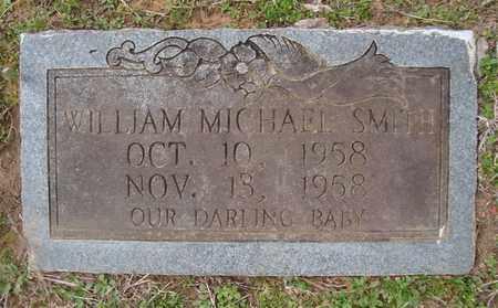 SMITH, WILLIAM MICHAEL - Bowie County, Texas | WILLIAM MICHAEL SMITH - Texas Gravestone Photos
