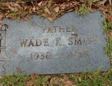 SMITH, WADE K - Bowie County, Texas | WADE K SMITH - Texas Gravestone Photos