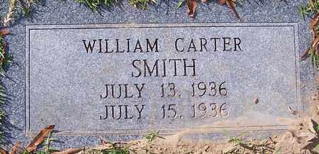 SMITH, WILLIAM CARTER - Bowie County, Texas | WILLIAM CARTER SMITH - Texas Gravestone Photos