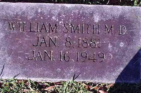 SMITH, WILLIAM, MD - Bowie County, Texas | WILLIAM, MD SMITH - Texas Gravestone Photos