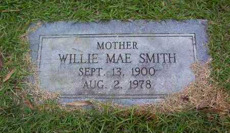 SMITH, WILLIE MAE - Bowie County, Texas | WILLIE MAE SMITH - Texas Gravestone Photos
