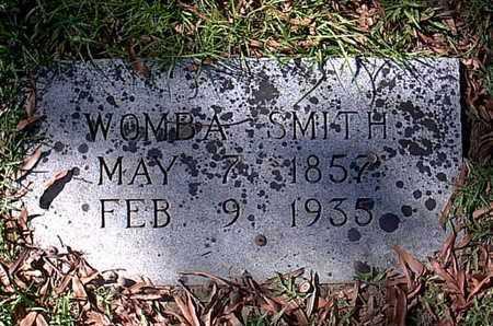 SMITH, WOMBA - Bowie County, Texas | WOMBA SMITH - Texas Gravestone Photos