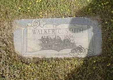 SMITH, WALKER C - Bowie County, Texas   WALKER C SMITH - Texas Gravestone Photos