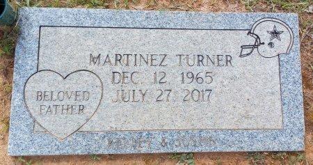 TURNER, MARTINEZ - Bowie County, Texas | MARTINEZ TURNER - Texas Gravestone Photos