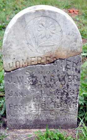 UNKNOWN, HOMER ESTER - Bowie County, Texas | HOMER ESTER UNKNOWN - Texas Gravestone Photos