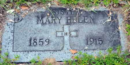 UNKNOWN, MARY HELEN - Bowie County, Texas | MARY HELEN UNKNOWN - Texas Gravestone Photos
