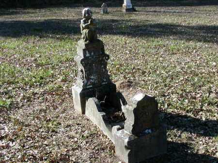 UNKNOWN, UNKNOWN CHILD - Bowie County, Texas | UNKNOWN CHILD UNKNOWN - Texas Gravestone Photos