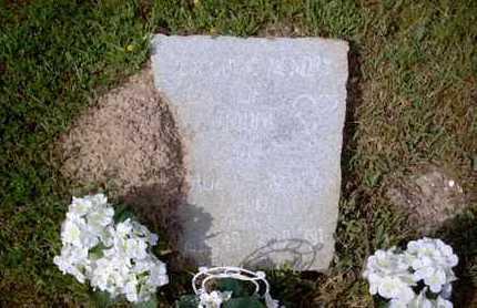 UNKNOWN, UNKNOWN - Bowie County, Texas   UNKNOWN UNKNOWN - Texas Gravestone Photos