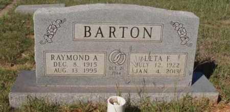 JENNINGS BARTON, LETA F - Callahan County, Texas | LETA F JENNINGS BARTON - Texas Gravestone Photos