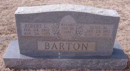 BARTON, ROBERT L - Callahan County, Texas | ROBERT L BARTON - Texas Gravestone Photos