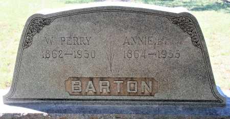 BARTON, ANNIE E - Callahan County, Texas | ANNIE E BARTON - Texas Gravestone Photos