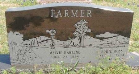 FARMER, EDDIE ROSS - Callahan County, Texas   EDDIE ROSS FARMER - Texas Gravestone Photos
