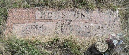 HOUSTON, LUCY - Callahan County, Texas | LUCY HOUSTON - Texas Gravestone Photos