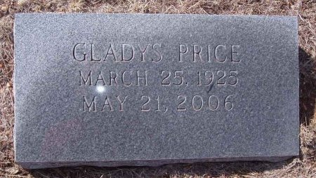 PRICE, GLADYS - Callahan County, Texas | GLADYS PRICE - Texas Gravestone Photos