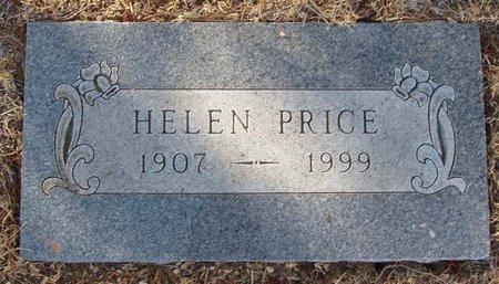 PRICE, HELEN - Callahan County, Texas   HELEN PRICE - Texas Gravestone Photos