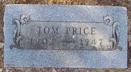 PRICE, TOM - Callahan County, Texas | TOM PRICE - Texas Gravestone Photos