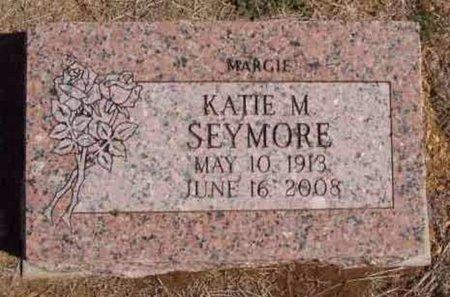 "SEYMORE, KATIE M. ""MARGIE"" - Callahan County, Texas | KATIE M. ""MARGIE"" SEYMORE - Texas Gravestone Photos"