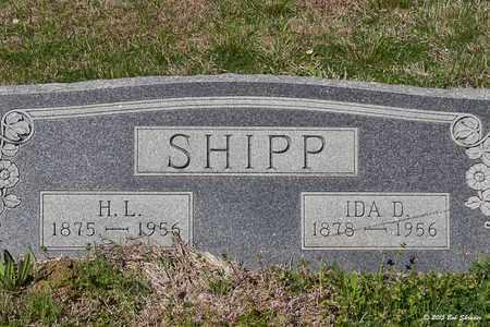 SHIPP, IDA D - Callahan County, Texas | IDA D SHIPP - Texas Gravestone Photos