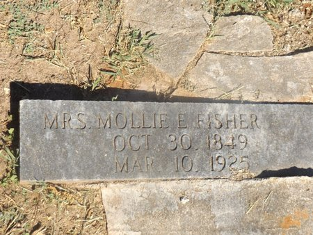 MORELAND FISHER, MOLLIE E - Camp County, Texas | MOLLIE E MORELAND FISHER - Texas Gravestone Photos