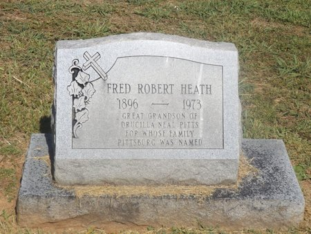 HEATH, FRED ROBERT - Camp County, Texas | FRED ROBERT HEATH - Texas Gravestone Photos