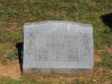 BROOKS HEATH, HATTIE - Camp County, Texas   HATTIE BROOKS HEATH - Texas Gravestone Photos