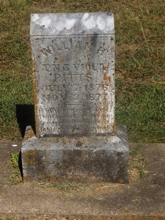 PITTS, WILLIAM H - Camp County, Texas   WILLIAM H PITTS - Texas Gravestone Photos