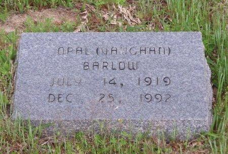 BARLOW, OPAL - Cass County, Texas | OPAL BARLOW - Texas Gravestone Photos