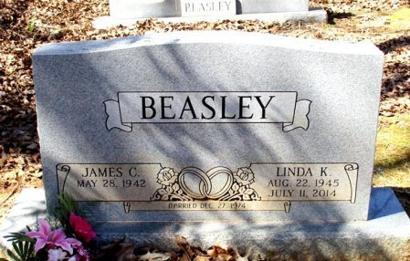 BEASLEY, LINDA K. - Cass County, Texas | LINDA K. BEASLEY - Texas Gravestone Photos