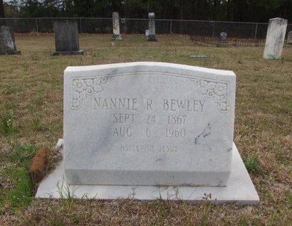 BEWLEY, NANNIE R - Cass County, Texas | NANNIE R BEWLEY - Texas Gravestone Photos