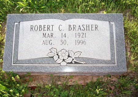 BRASHER, ROBERT C - Cass County, Texas | ROBERT C BRASHER - Texas Gravestone Photos