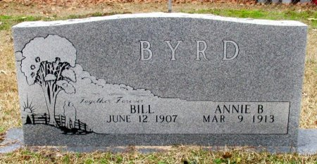 BYRD, BILL  - Cass County, Texas | BILL  BYRD - Texas Gravestone Photos
