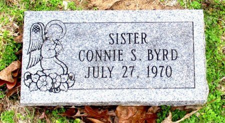 BYRD, CONNIE S.  - Cass County, Texas | CONNIE S.  BYRD - Texas Gravestone Photos