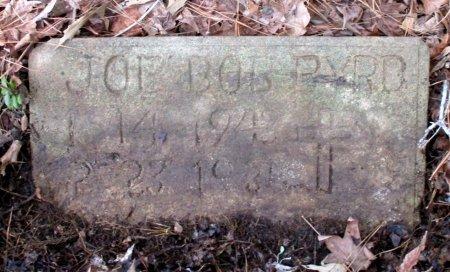 BYRD, JOE BOB  - Cass County, Texas   JOE BOB  BYRD - Texas Gravestone Photos