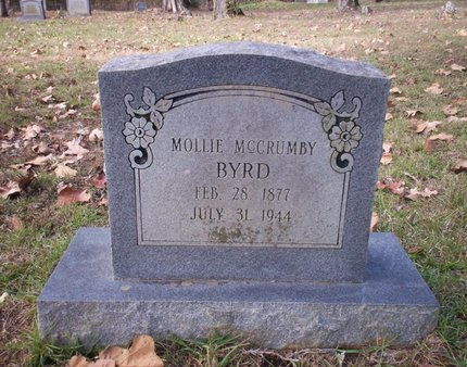 BYRD, MOLLIE - Cass County, Texas | MOLLIE BYRD - Texas Gravestone Photos