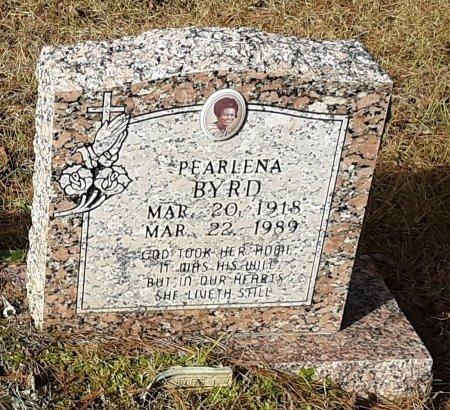 BYRD, PEARLENA (CLOSEUP) - Cass County, Texas | PEARLENA (CLOSEUP) BYRD - Texas Gravestone Photos