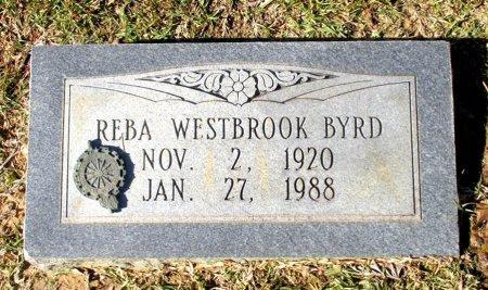 BYRD, REBA FRANCES  - Cass County, Texas | REBA FRANCES  BYRD - Texas Gravestone Photos