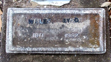 BYRD, WILLIE  - Cass County, Texas | WILLIE  BYRD - Texas Gravestone Photos