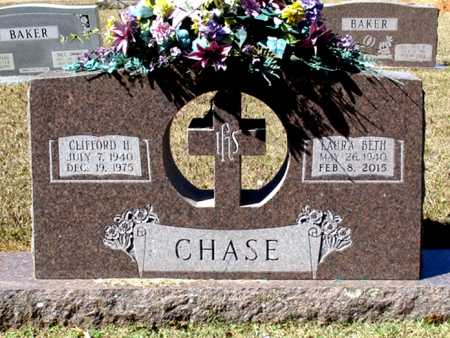 CHASE, CLIFFORD H - Cass County, Texas | CLIFFORD H CHASE - Texas Gravestone Photos