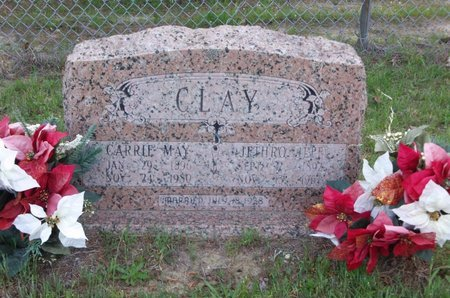 TUCK, CARRIE MAY - Cass County, Texas | CARRIE MAY TUCK - Texas Gravestone Photos