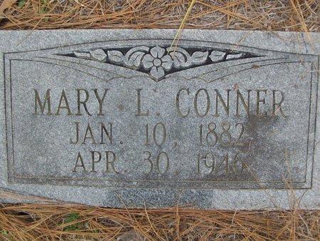 CARDEN CONNER, MARY L - Cass County, Texas   MARY L CARDEN CONNER - Texas Gravestone Photos