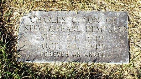 DEMPSEY, CHARLES C. - Cass County, Texas | CHARLES C. DEMPSEY - Texas Gravestone Photos