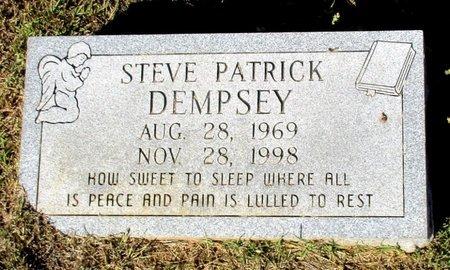 DEMPSEY, STEVE PATRICK - Cass County, Texas | STEVE PATRICK DEMPSEY - Texas Gravestone Photos