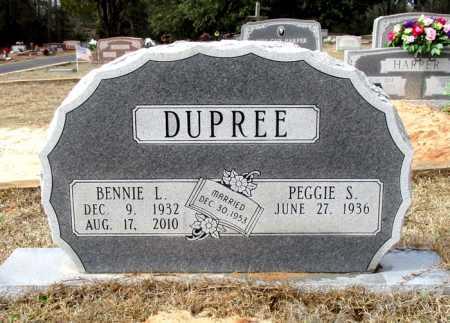 DUPREE, BENNIE L - Cass County, Texas | BENNIE L DUPREE - Texas Gravestone Photos