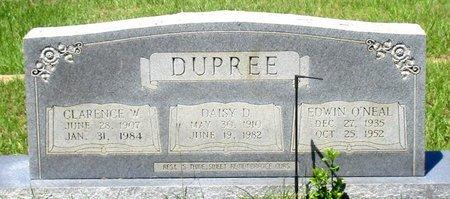 DUPREE, EDWIN O'NEAL - Cass County, Texas | EDWIN O'NEAL DUPREE - Texas Gravestone Photos