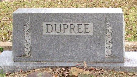 DUPREE , FAMILY MARKER - Cass County, Texas | FAMILY MARKER DUPREE  - Texas Gravestone Photos