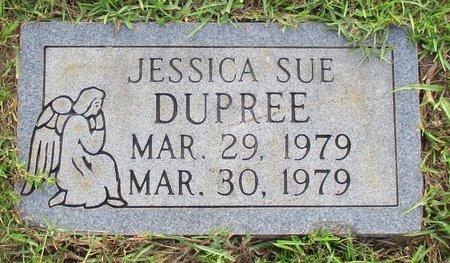 DUPREE, JESSICA SUE - Cass County, Texas | JESSICA SUE DUPREE - Texas Gravestone Photos